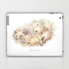 FOX Blossom Laptop & iPad Skin