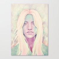 Asteria Canvas Print