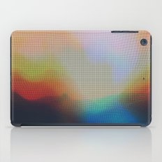 Glitch 07 iPad Case