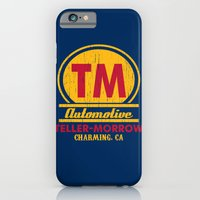 iPhone & iPod Case featuring Teller-Morrow by Grady