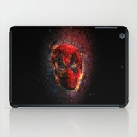 Dead Pool iPad Case