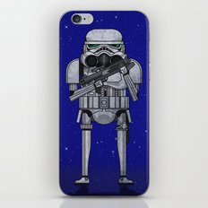 star storm fighter iPhone & iPod Skin