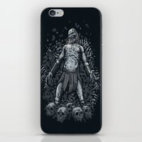 Winter Is Here iPhone & iPod Skin