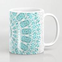 A Glittering Mandala  Mug