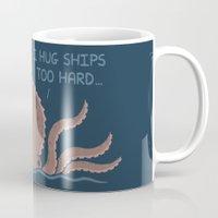 Monster Issues - Kraken Mug