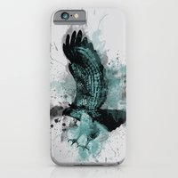 iPhone & iPod Case featuring HAWK DIVE by Resistance