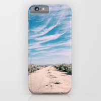 iPhone & iPod Case featuring Drive into Nothing by Shy Photog