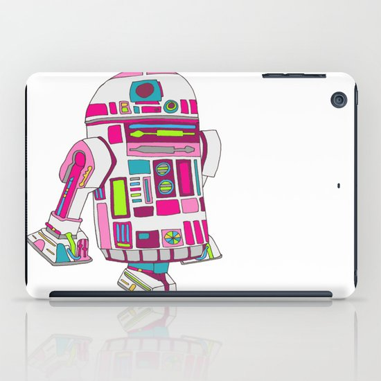 Cool Girls Like Epic Droids iPad Case