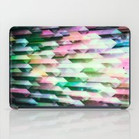 vivid quartz rising iPad Case