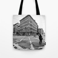 New York Soho Tote Bag