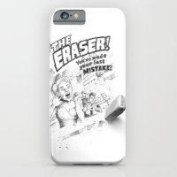 The Eraser iPhone 6 Slim Case