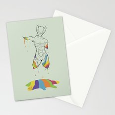 D-colored Stationery Cards