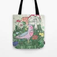 Woodland Tote Bag