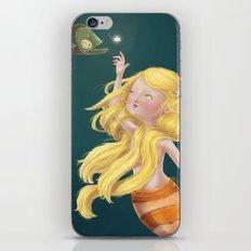 Mermaid iPhone & iPod Skin