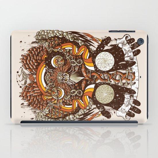 Dreams of a Feather iPad Case