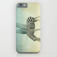 iPhone & iPod Case featuring on the wings by vin zzep