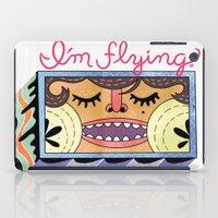 I'm Flying! iPad Case