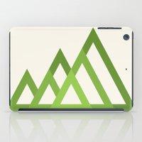 Mountains iPad Case