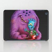 A Boy And His Grogg iPad Case