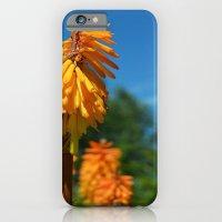 iPhone & iPod Case featuring Spots of Orange by Alyssa