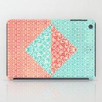 Retro Optical Fantasia iPad Case