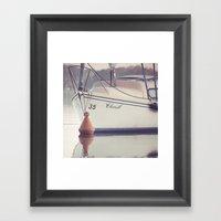 Christl 3.5 Framed Art Print