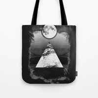 Upper Mind Tote Bag