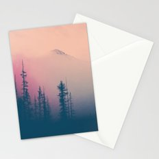 Frozen Forest Stationery Cards