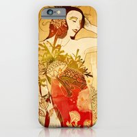 iPhone & iPod Case featuring Wormwood by Susan Burghart