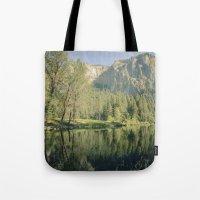 Merced River II Tote Bag