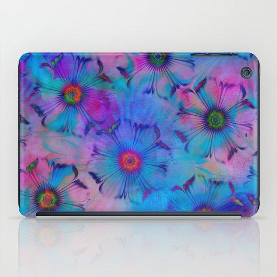 Little Flower pattern iPad Case