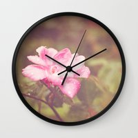 A Rose By Any Other Name... Wall Clock