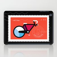 Postcards from Amsterdam / Bicycle iPad Case