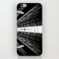 Why Don't You Just Scoop Me Up And Run? iPhone & iPod Skin