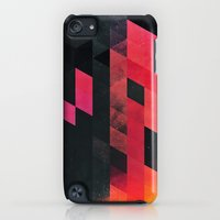 iPod Touch Cases featuring ylmyst tyme by Spires