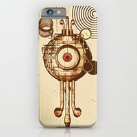 iPhone & iPod Case featuring hypnotism by dvdesign