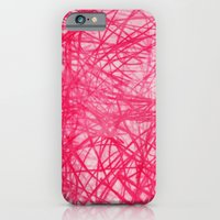 Ophelia Pink iPhone 6 Slim Case
