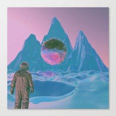 SOMEWHERE ELSE Canvas Print