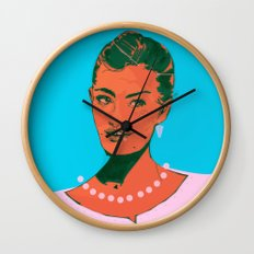 Here I Am Wall Clock