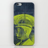 When It Rains, It Pours. iPhone & iPod Skin