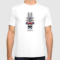 Sr. Trolo / Mazinger Mens Fitted Tee White SMALL