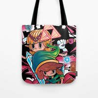 Piece Keepers Tote Bag