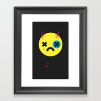 All Day Every Day Framed Art Print