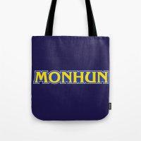 MONHUN Tote Bag