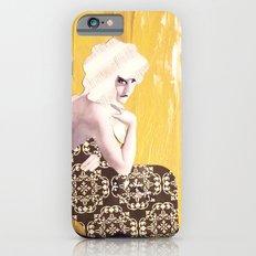 Victorian Yellow iPhone 6 Slim Case