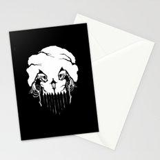 Cat Skulls Stationery Cards
