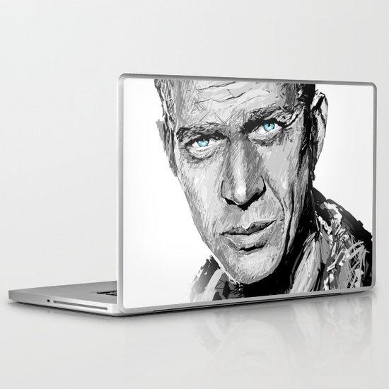 The King of Cool Laptop & iPad Skin