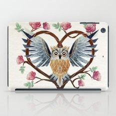 lovely owl iPad Case