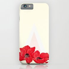 Floral Triangle Slim Case iPhone 6s