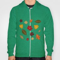 When The Leaves Fall Hoody
